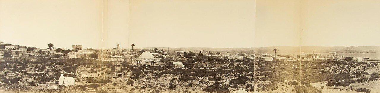 1860. Тверия. Море Галилейское