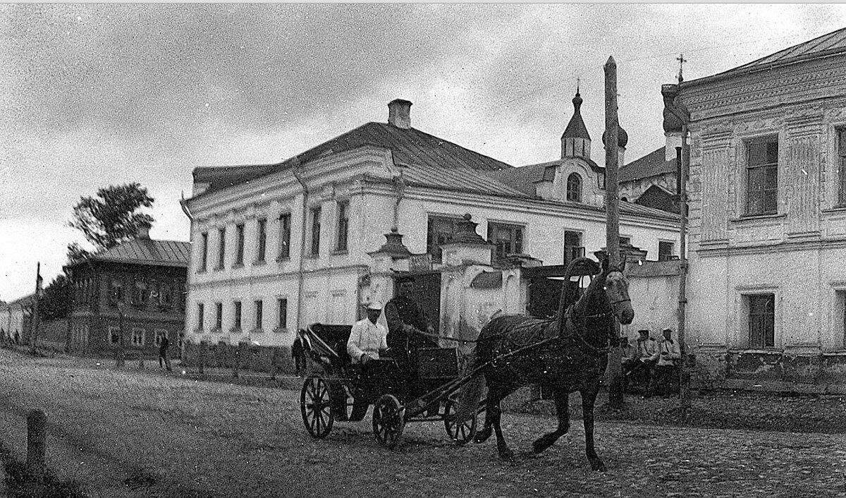Боровская улица