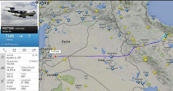 Иранским маршрутом