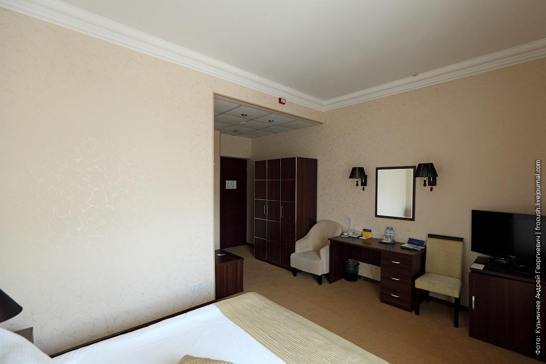 отель BEST WESTERN Севастополь номер №261 фото
