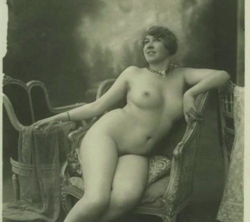 Баллада старой проститутки