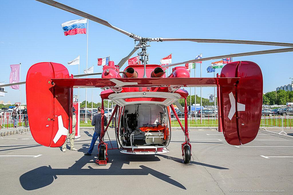 вертолет Ка-226Т успешно