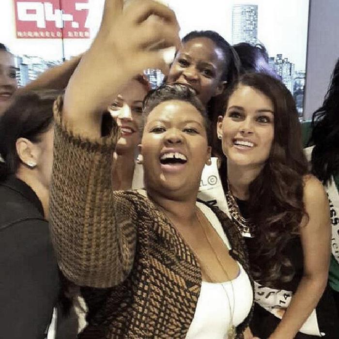 Личные фотографии новой «Мисс Мира 2014» Ролен Штраус 0 12308d e57413f5 orig