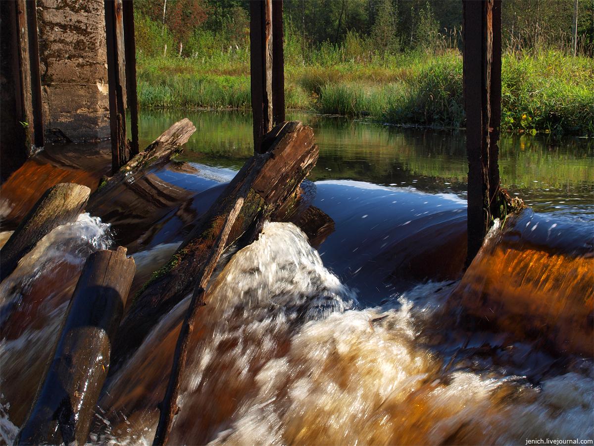 фото, фотография, Сосновская ГЭС, река Волчья, обсерватория Светлое, Куутерселькя 1944