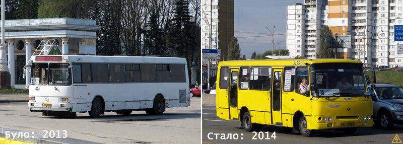 Реквієм по київським автобусам?
