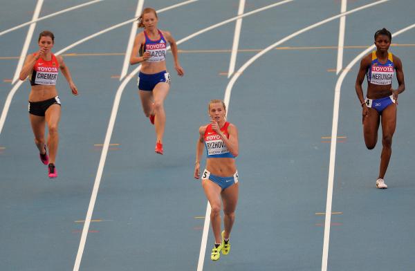 Как научиться бегать 400 метров