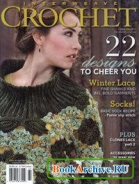 Interweave Crochet  2011  Winter.