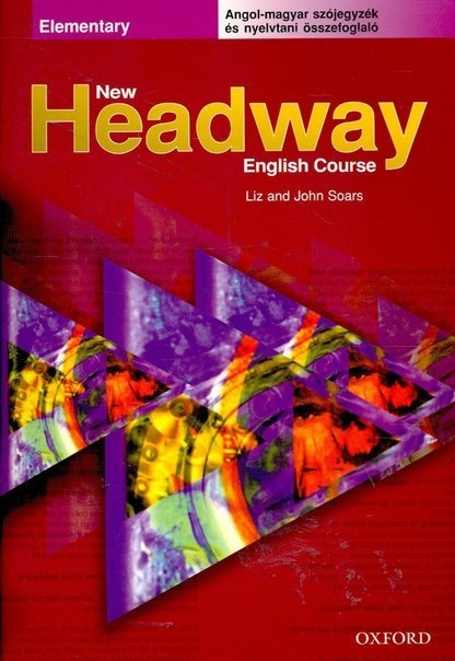 Книга Английский для начинающих «New Headway elementary» – это книга, с которой начинают изучать английский язык. Книги этой серии яв