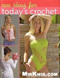 Книга New Ideas for Today's Crochet