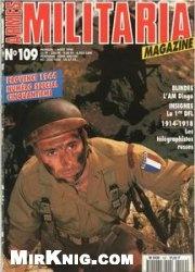 Журнал Armes Militaria Magazine 109
