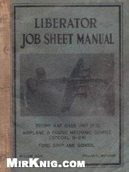 Книга Liberator Job Sheet manual. Part 2