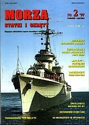 Журнал Morze Statki i Okrety 1997 No 02