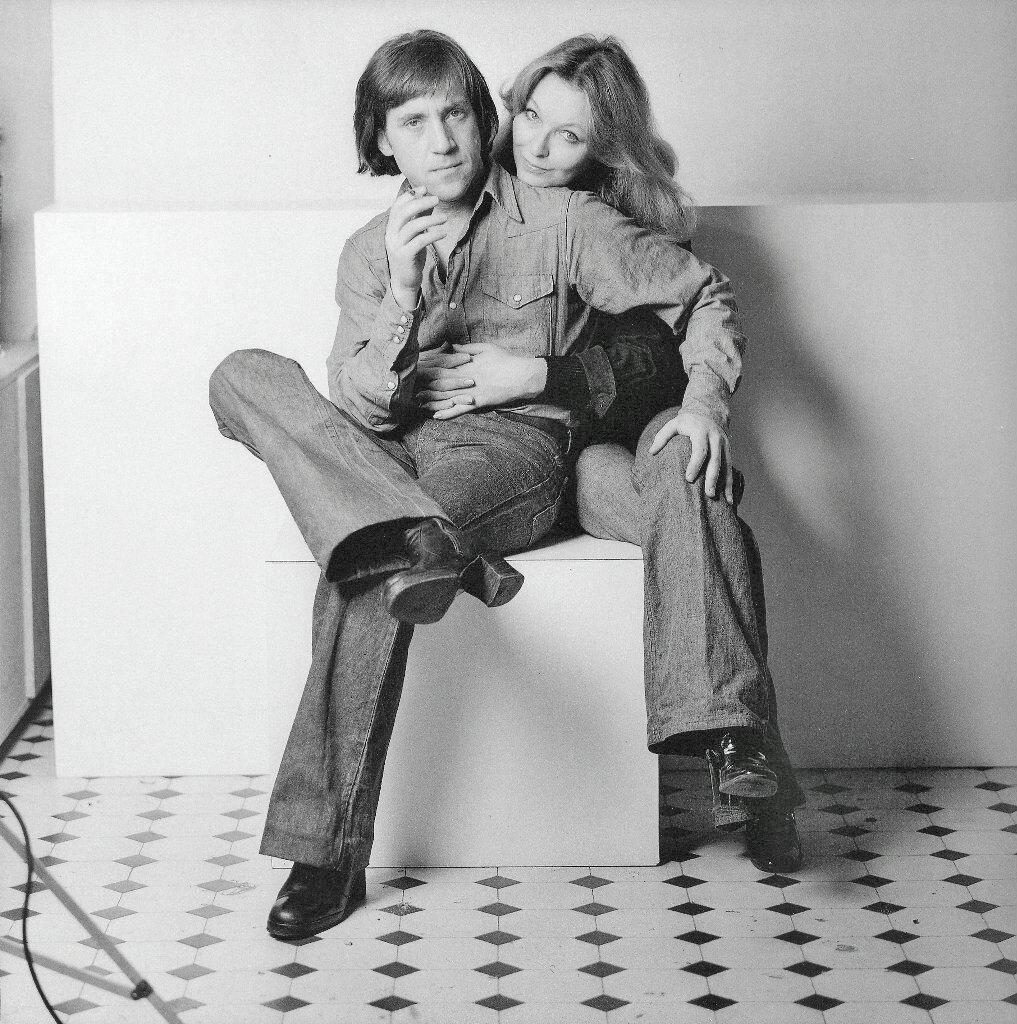 Фотосессия Высоцкого и Влади 14.11.1975 г.
