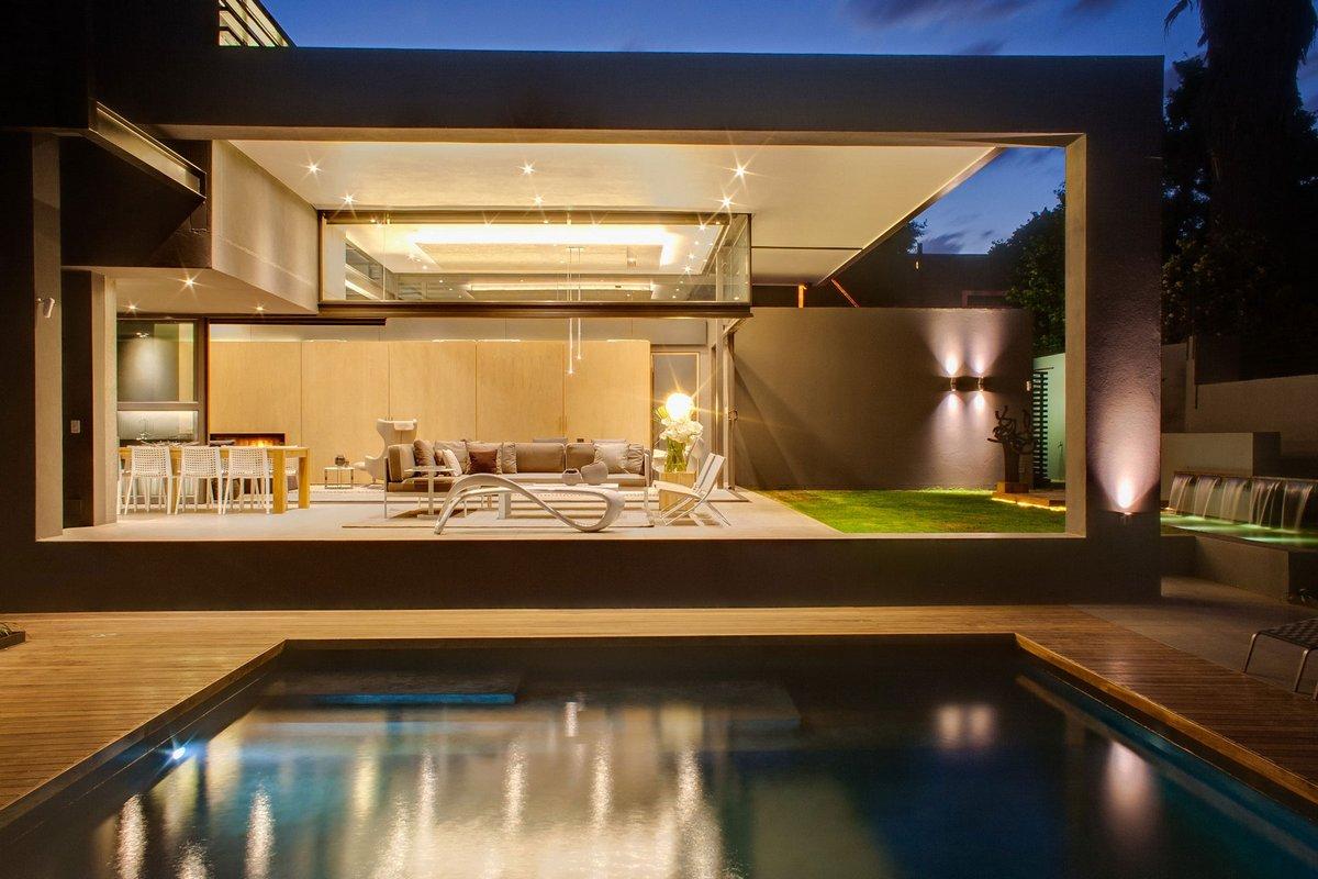 Nico van der Meulen Architects, проекты Nico van der Meulen Architects, особняки в ЮАР, частные дома в Йоханнесбурге, особняки Йоханнесбург, House Sar