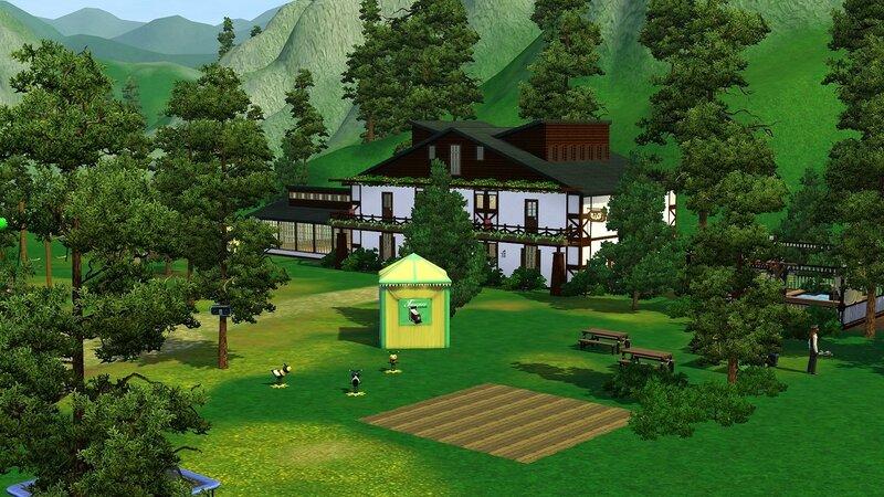 Hotel Mountain Air by ihelen