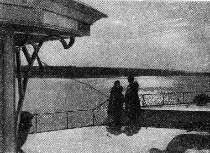 35 2 мая 1937 Водораздельные водохранилища Журнал 'Огонёк' 1937 №16-17 (20 июня). Фото П.Трошкина.jpg