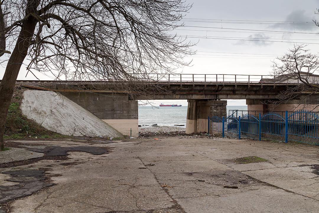 Мост в Гизель-Дере