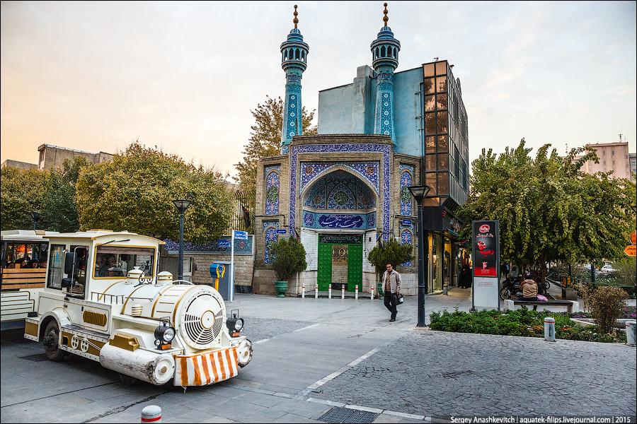 Tehran / Тегеран