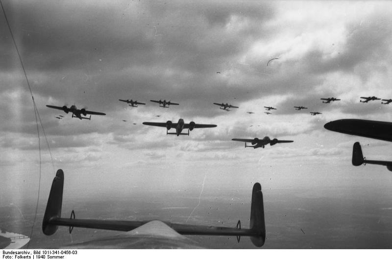 Frankreich, Flugzeuge Dornier Do 17