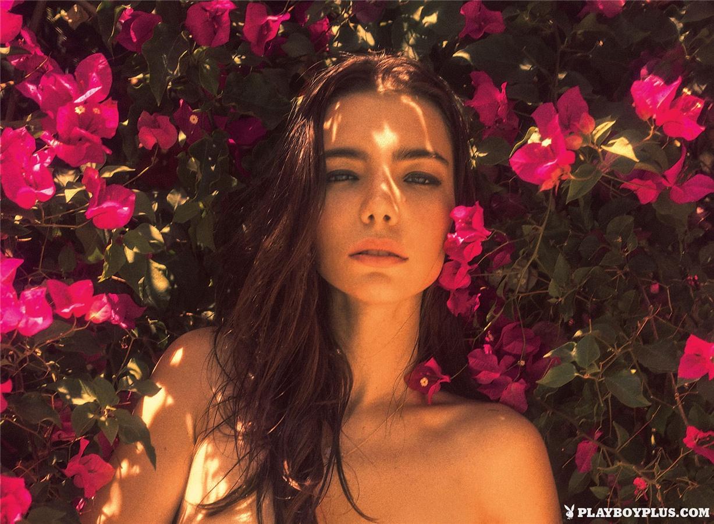 Лорен Эстрада и Полина Путилова / Polina Putilova, Lauren Estrada by Kesler Tran in Garden of Earthly Delights for Playboy US december 2014