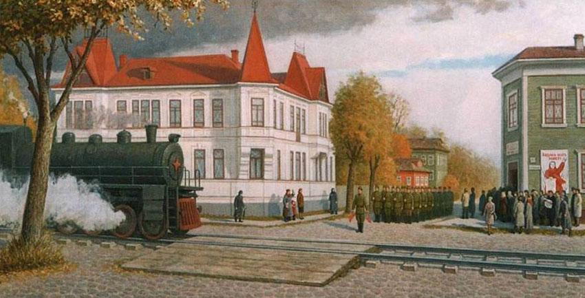 Семаков Геннадий. Архангельск. Осень 1941 850.jpg