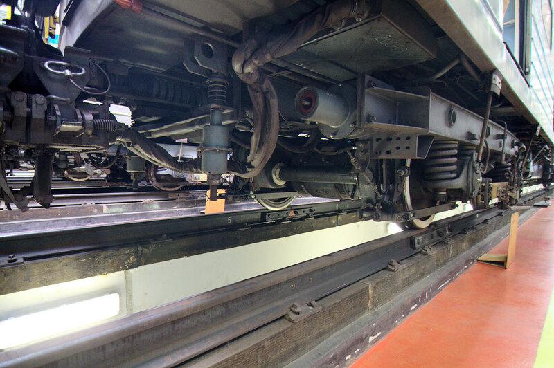 Подвагонное оборудование .6