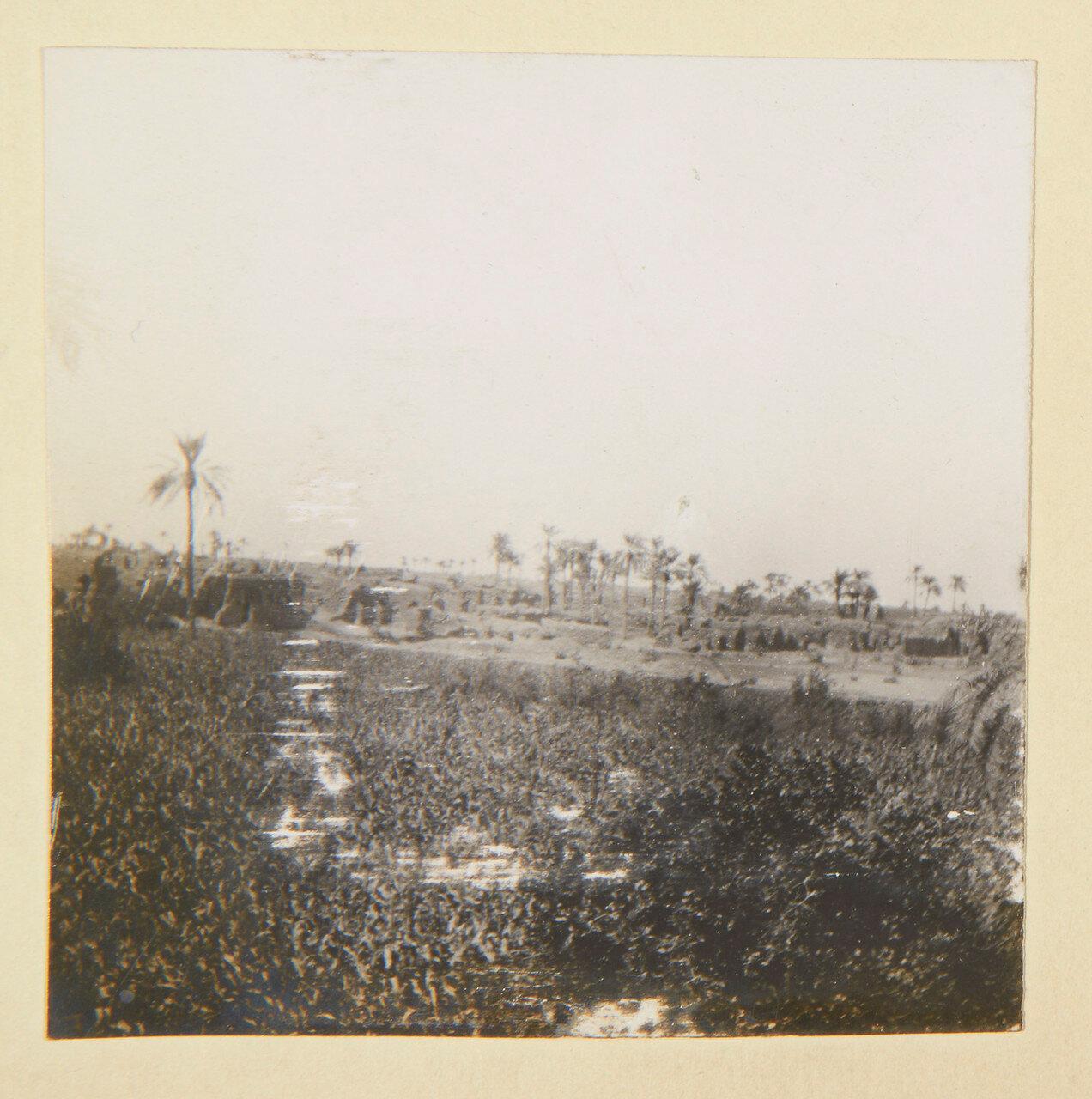 Август 1898. Покинутые деревни