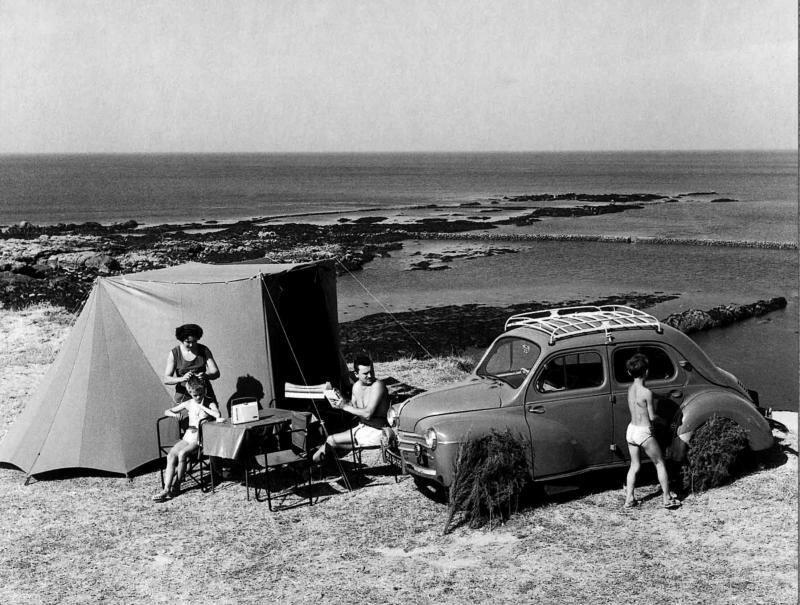 1959. 1959. Отдых в Ле-Сабль-д'Олон