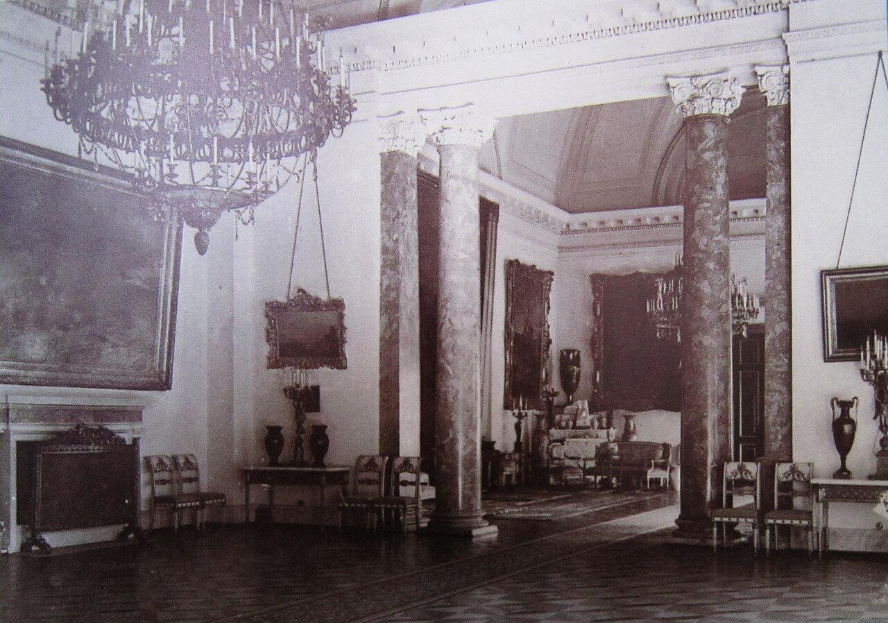 Парадные залы Александровского дворца