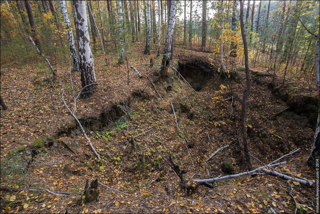 Каслинское месторождение корунда (Пятая верста, у Маукского тракта)