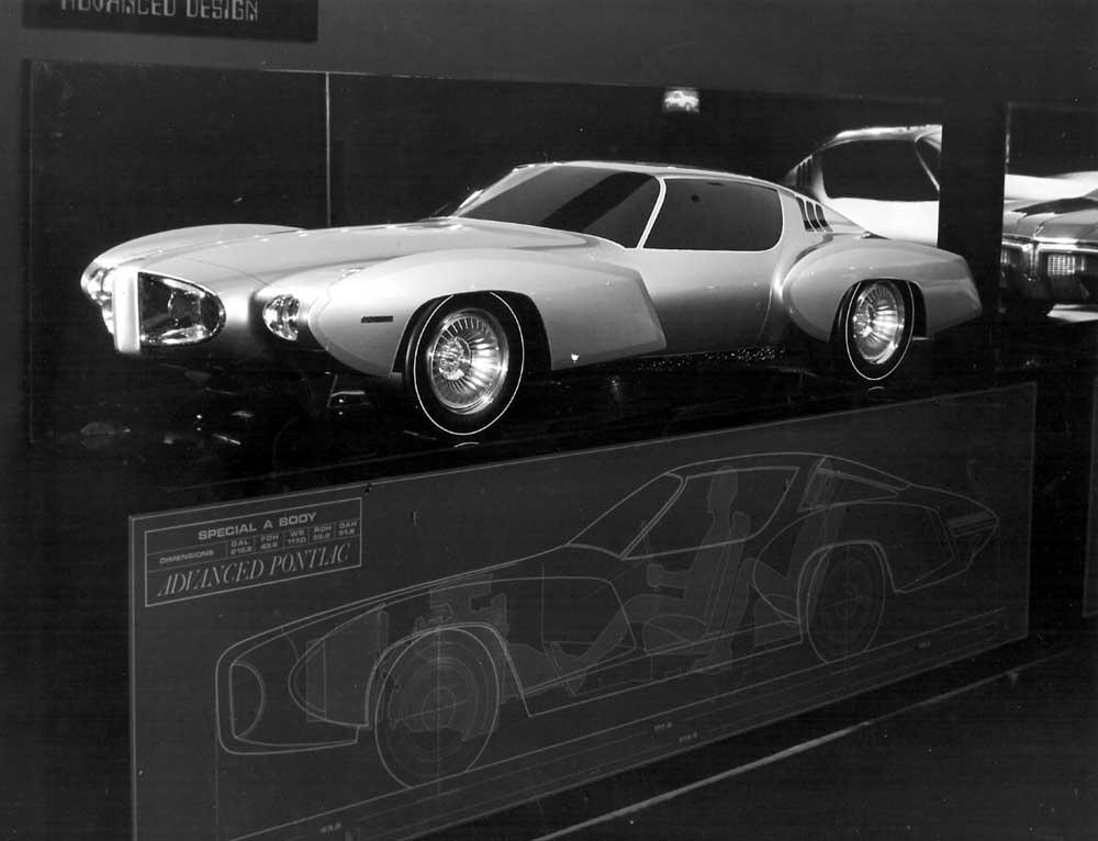 Advanced Pontiac proposal. This is a half model against a mirror 1.jpg