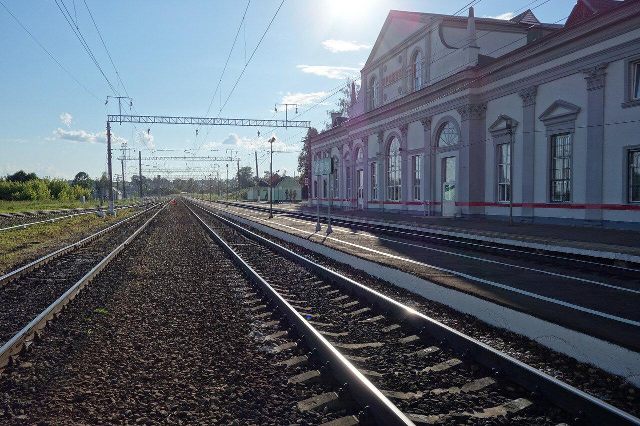 станция Ярцево