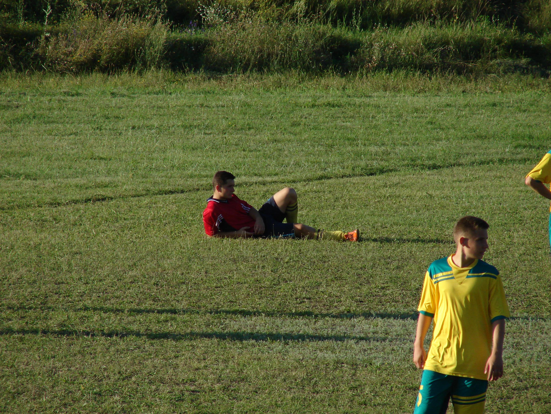 Низовий футбол неозброєними оком. Виїзд на матч чемпіонату району - изображение 69