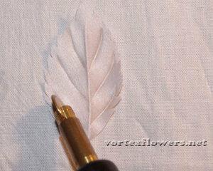 Мастер-класс. Роза  с газетным принтом «Lady Print» от Vortex  0_fc136_d500f75d_M