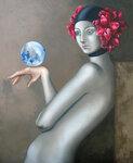 Evita Medina - Spanish Figurative painter - Tutt'Art@ (15).jpg