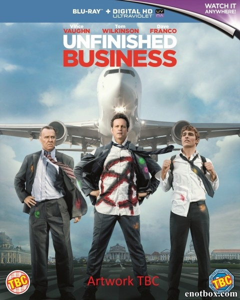 Между делом / Unfinished Business (2015/BDRip/HDRip)
