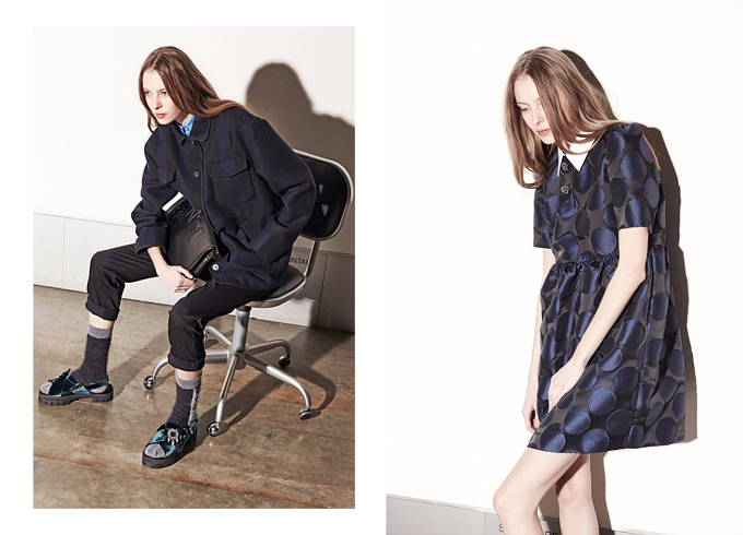 NO. 21 PRE FALL WINTER 2015 4