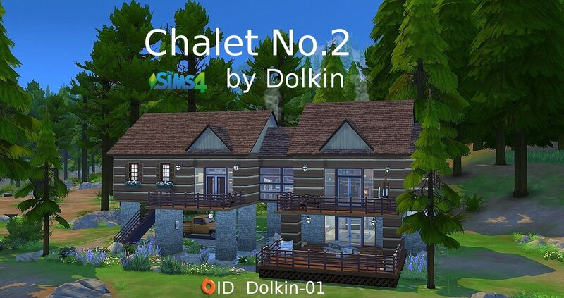 Chalet No.2 by Dolkin
