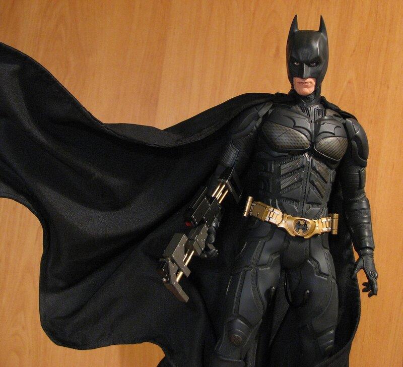 Как сделать добивание batman