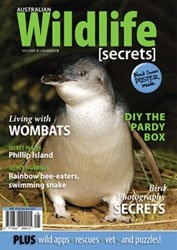 Журнал Australian Wildlife Secrets Magazine - Vol.1 No.5