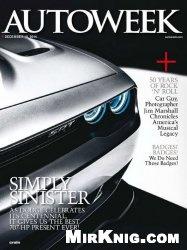 Журнал Autoweek - 15 December 2014