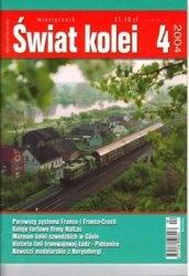 Swiat Kolei 2004-04