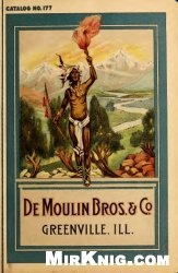 Книга Catalog no. 177 Demoulin Brothers and Company