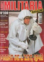 Журнал Armes Militaria Magazine №220