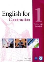 Книга English for Construction 1,2 (Books + Audio)