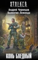 Книга Андрей Чернецов, Валентин Леженда - S.T.A.L.K.E.R. Конь бледный