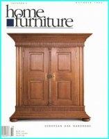 Журнал Home Furniture №8 October 1996