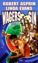 Книга Wagers of Sin (A Time Scout Novel)