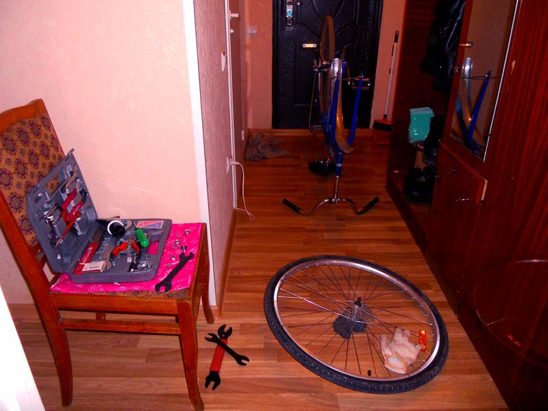 Инструмент велосипедиста