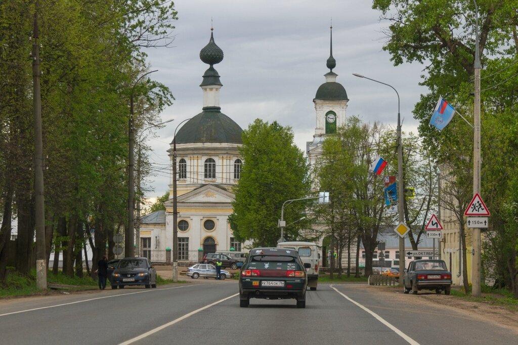 Собор Петра и Павла в Петровске